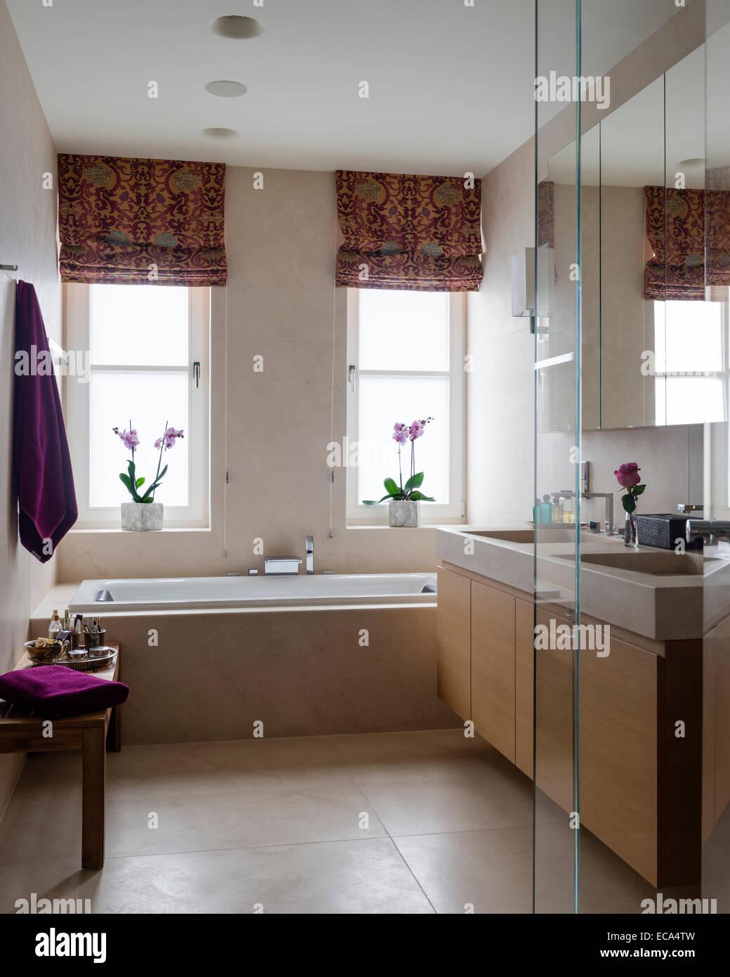 Badezimmer Barock Stil