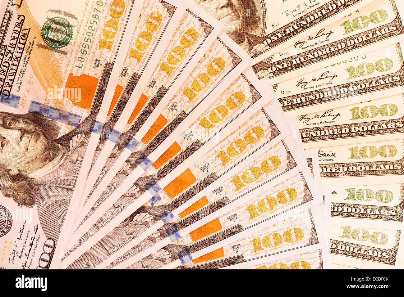 nordamerikanische hundert dollar banknoten hintergrund stockfoto bild 76514499 alamy. Black Bedroom Furniture Sets. Home Design Ideas