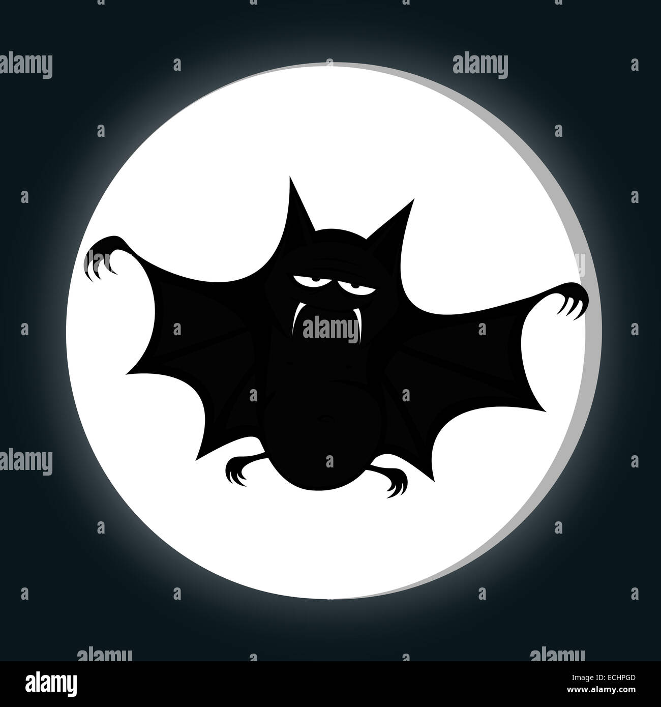 cartoon vampire bat stockfotos cartoon vampire bat bilder alamy. Black Bedroom Furniture Sets. Home Design Ideas