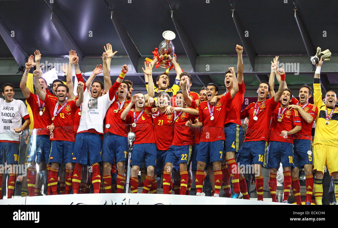 Nationalmannschaft Spanien
