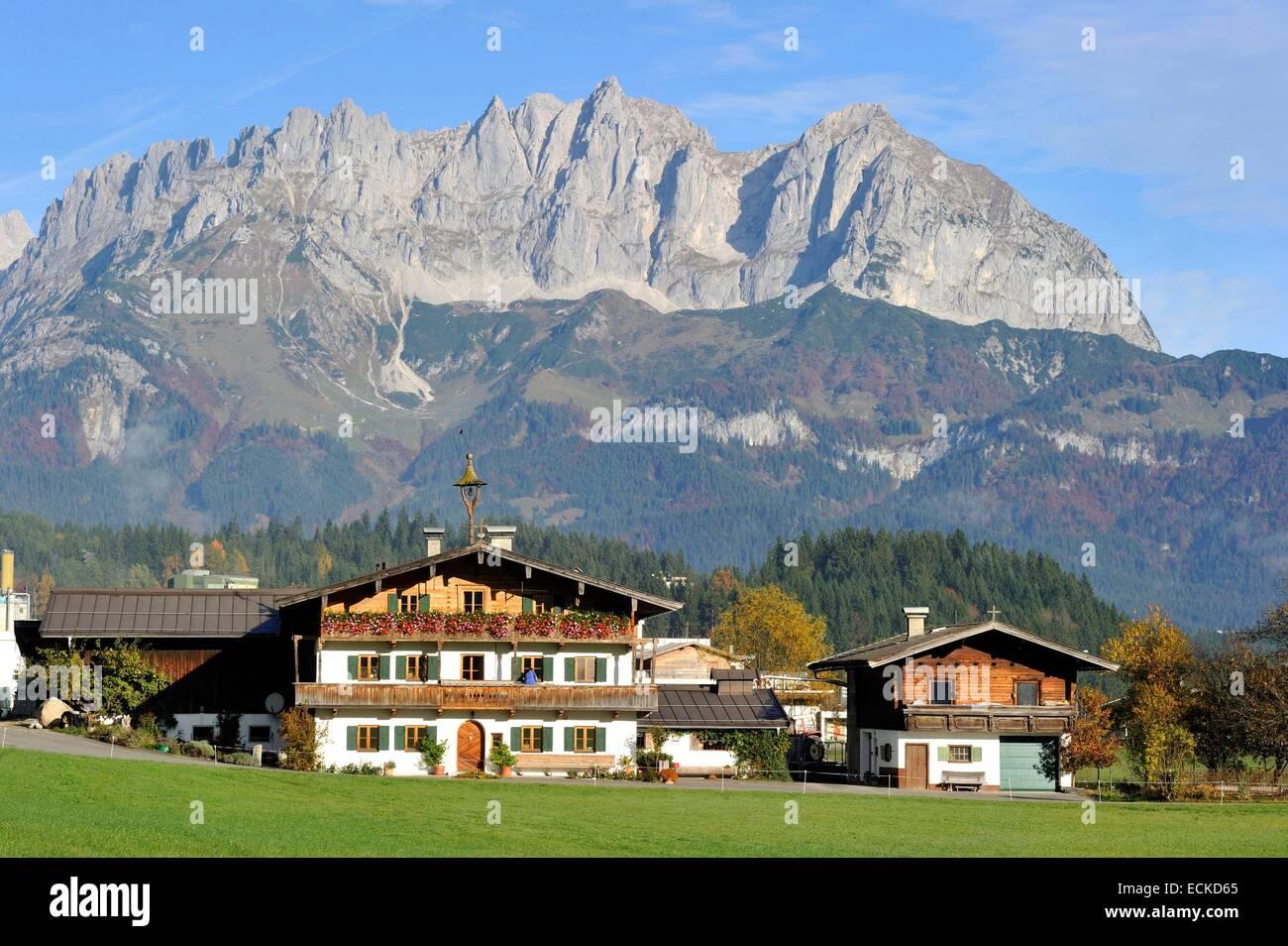 Ensmannhof - Oberndorf in Tirol - in den Kitzbheler Alpen
