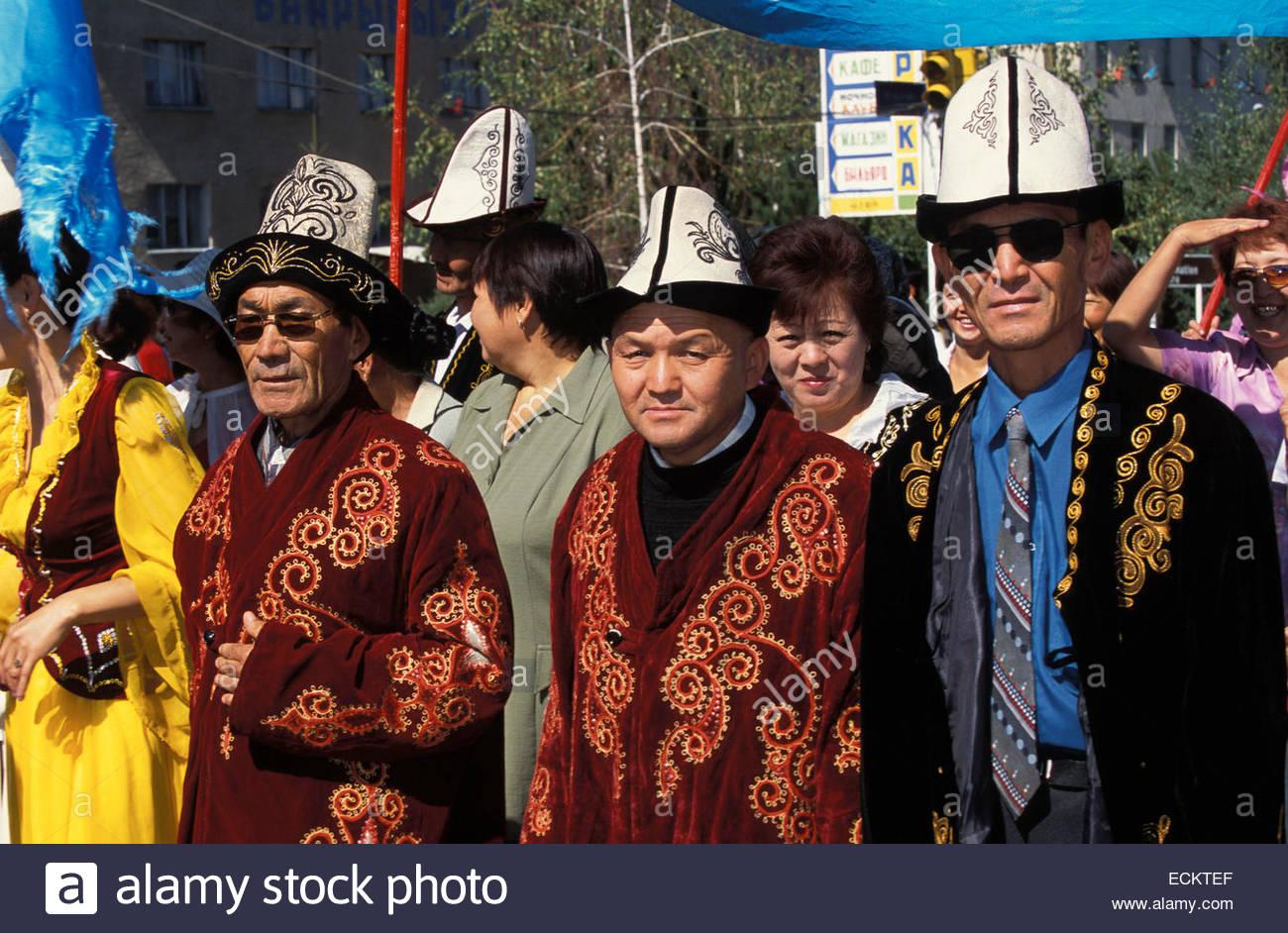 Kirgisistan Männer