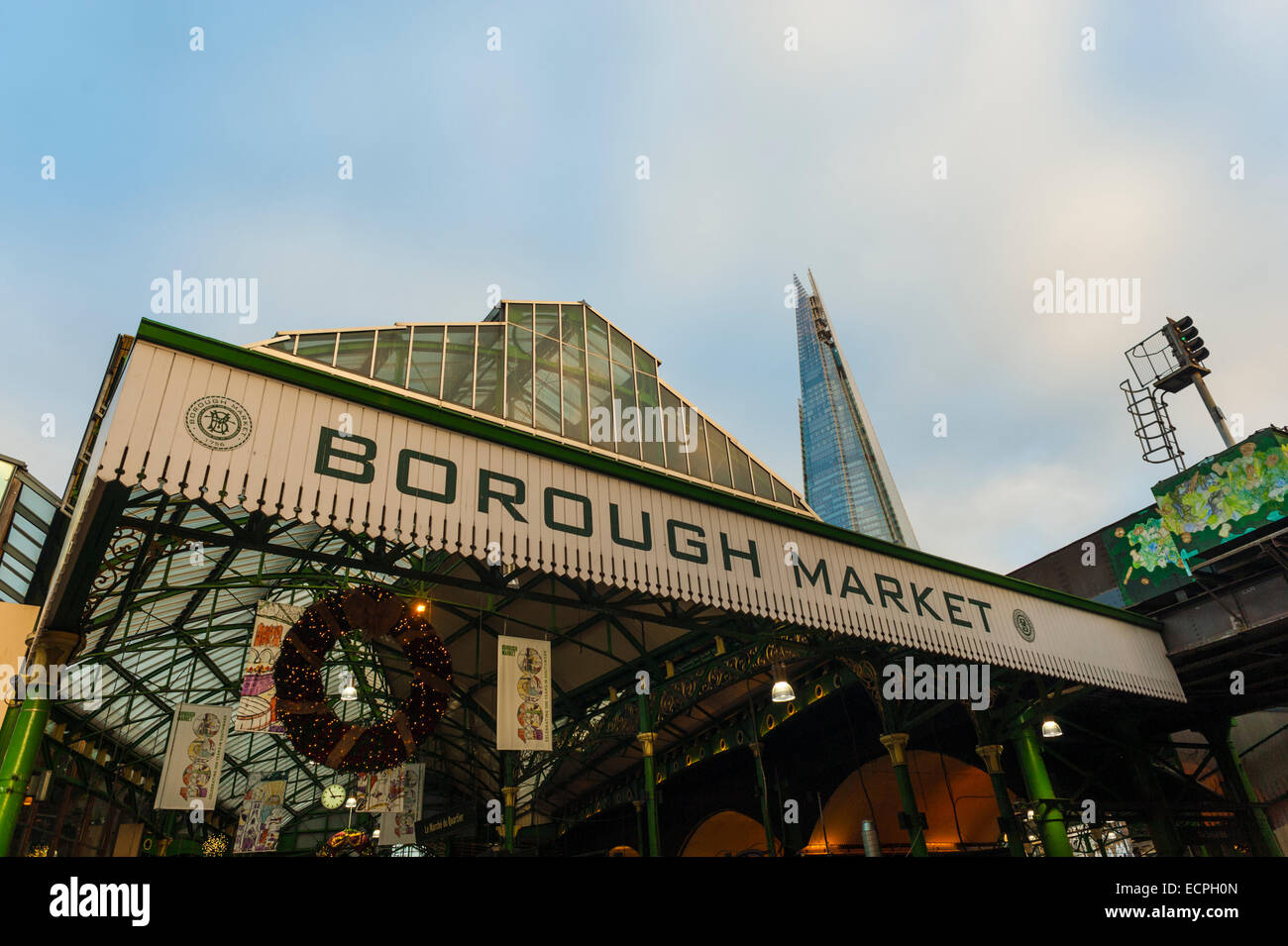 borough market stockfotos borough market bilder alamy. Black Bedroom Furniture Sets. Home Design Ideas