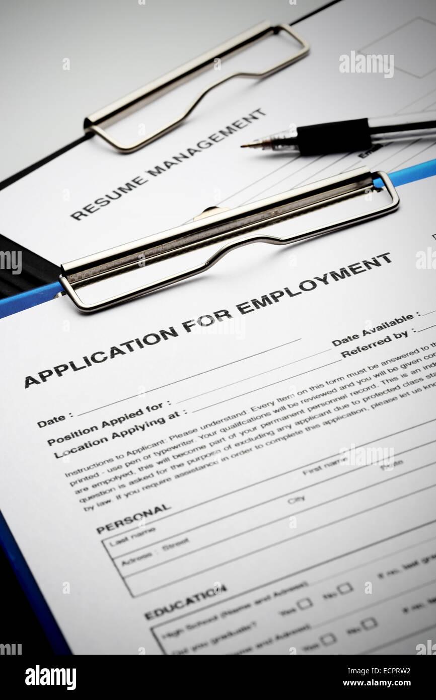 Gemütlich Lebenslauf Für Die Anwendung Eines Neuen Jobs ...