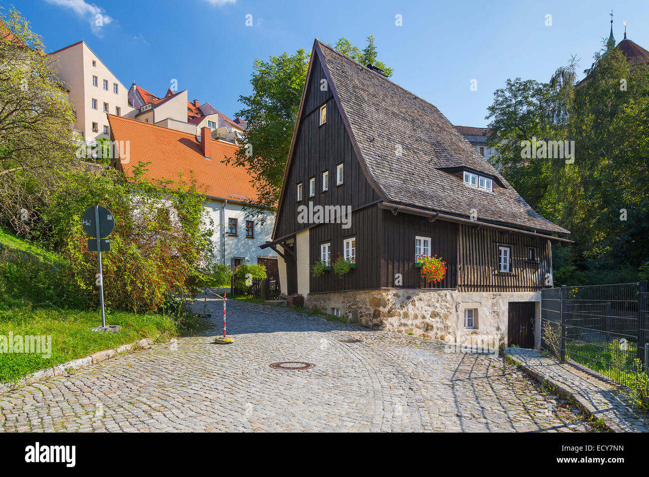 """""""Hexenhaus"""" am Fischerpforte Tor Häuser eines der"""