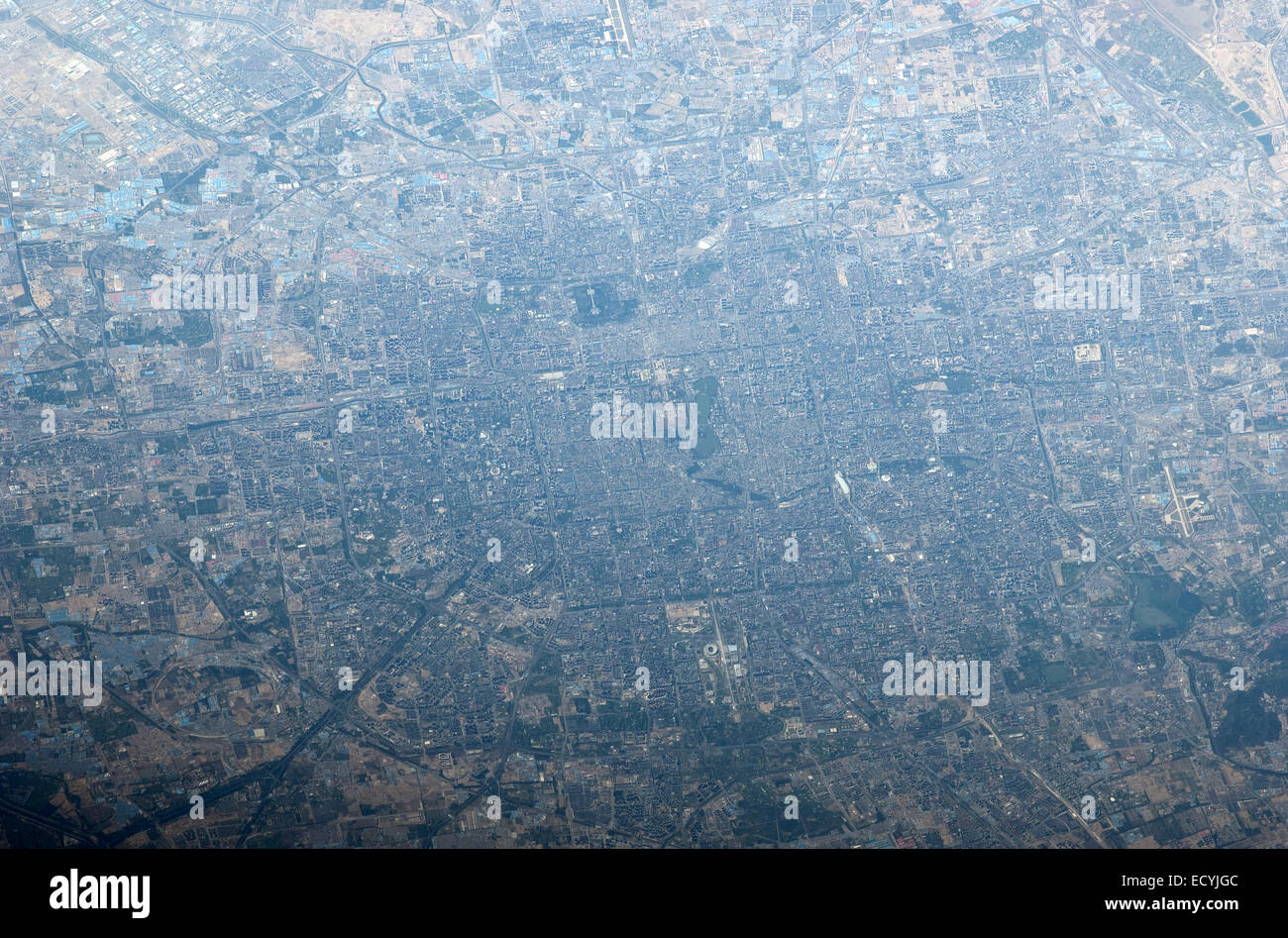 Peking, Central City District, China Stockbild
