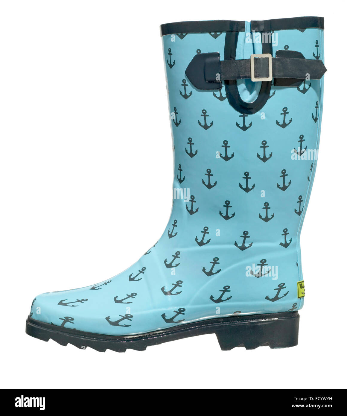 Blue Rubber Boots Stockfotos & Blue Rubber Boots Bilder Alamy