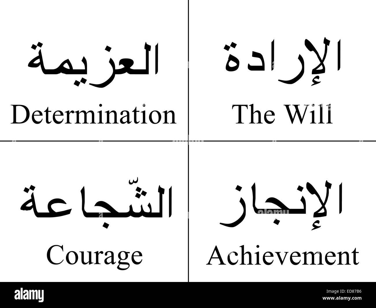 Mit arabische bedeutung zeichen Satanischen Zeichen