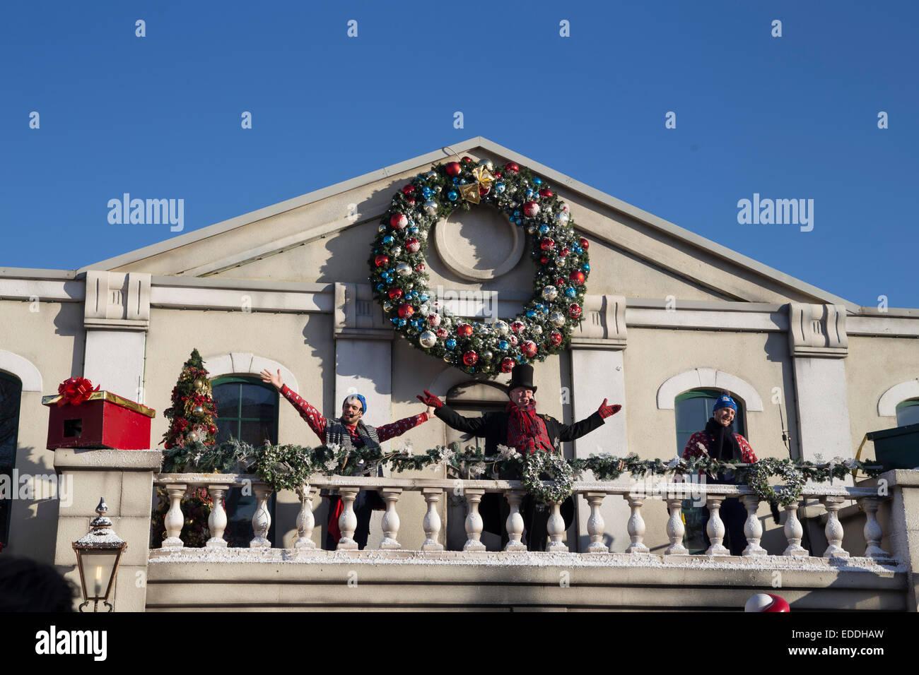 Ein Weihnachtslied Stockfotos & Ein Weihnachtslied Bilder - Alamy