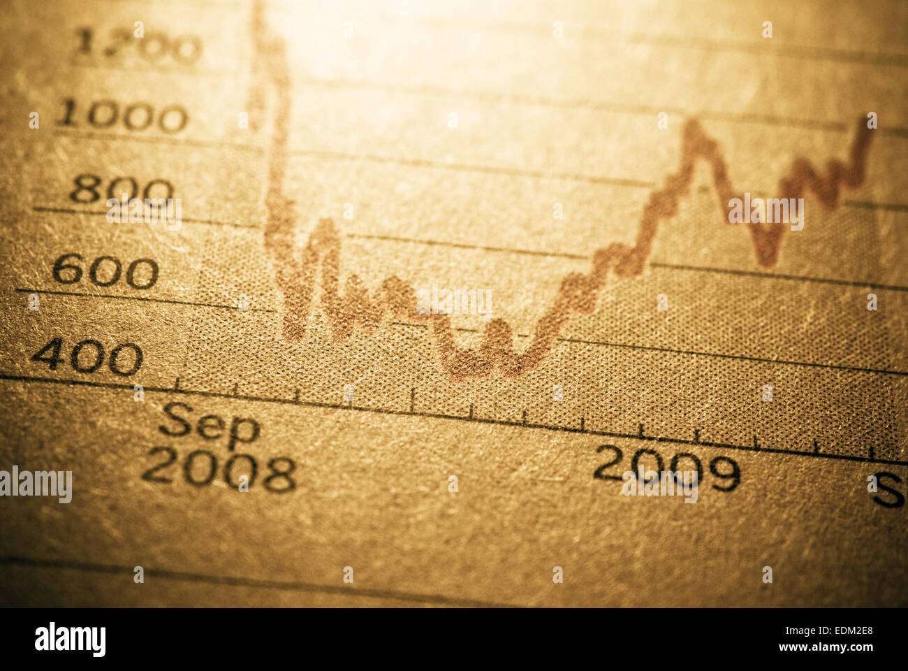 Economy Graph Stockfotos & Economy Graph Bilder - Alamy