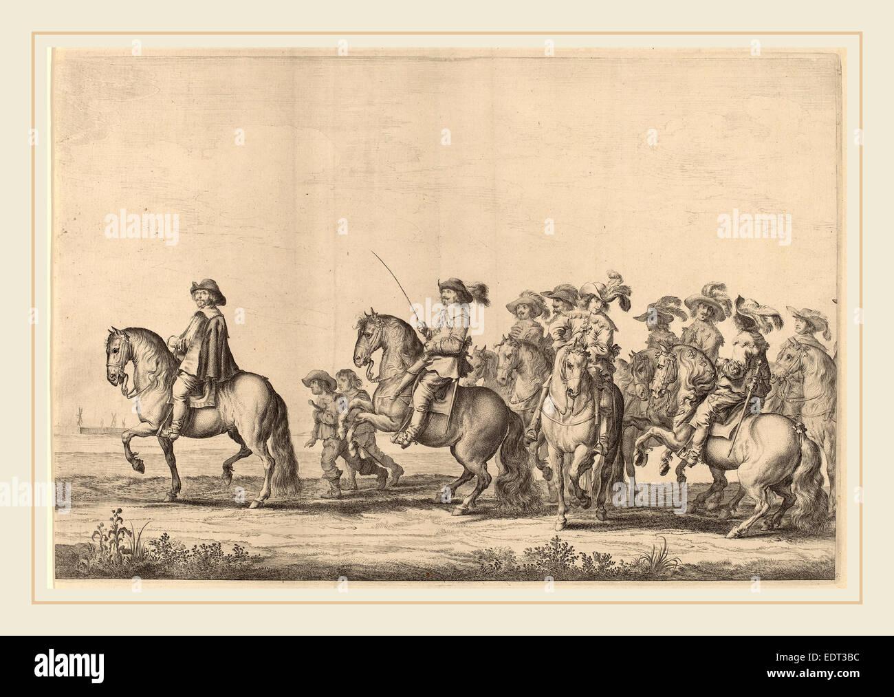 Pieter Nolpe (Niederländisch, 1613-1614-1652-1653), Eintrag von