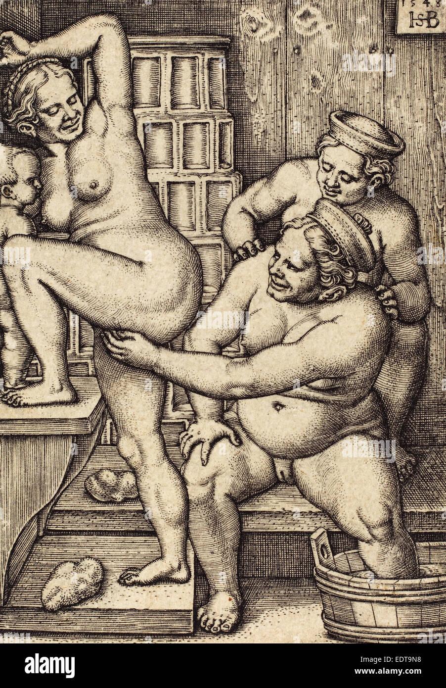 Baden nackt frauen beim Geile Frau