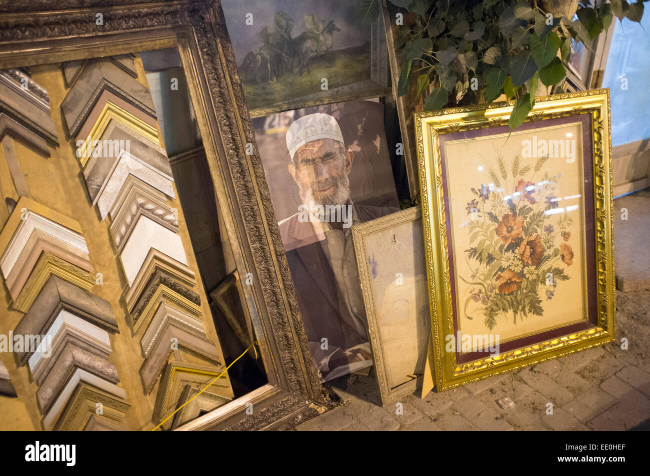 Framing Shop Stockfotos & Framing Shop Bilder - Alamy