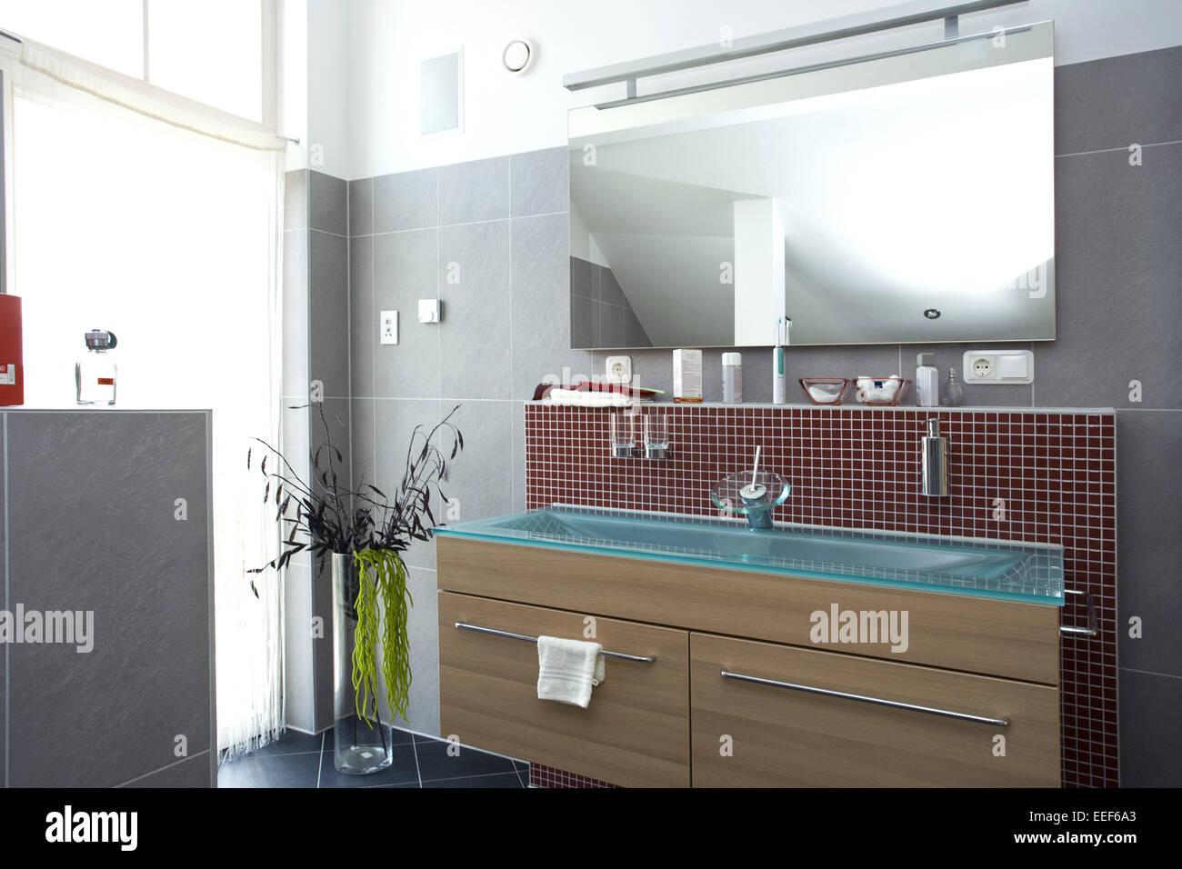 Architektur, Baustil, Einrichtungsgegenstaende, soll, Inneneinrichtung, Interieur, Möbel, Raum, Zimmer, geschmackvo Stockbild