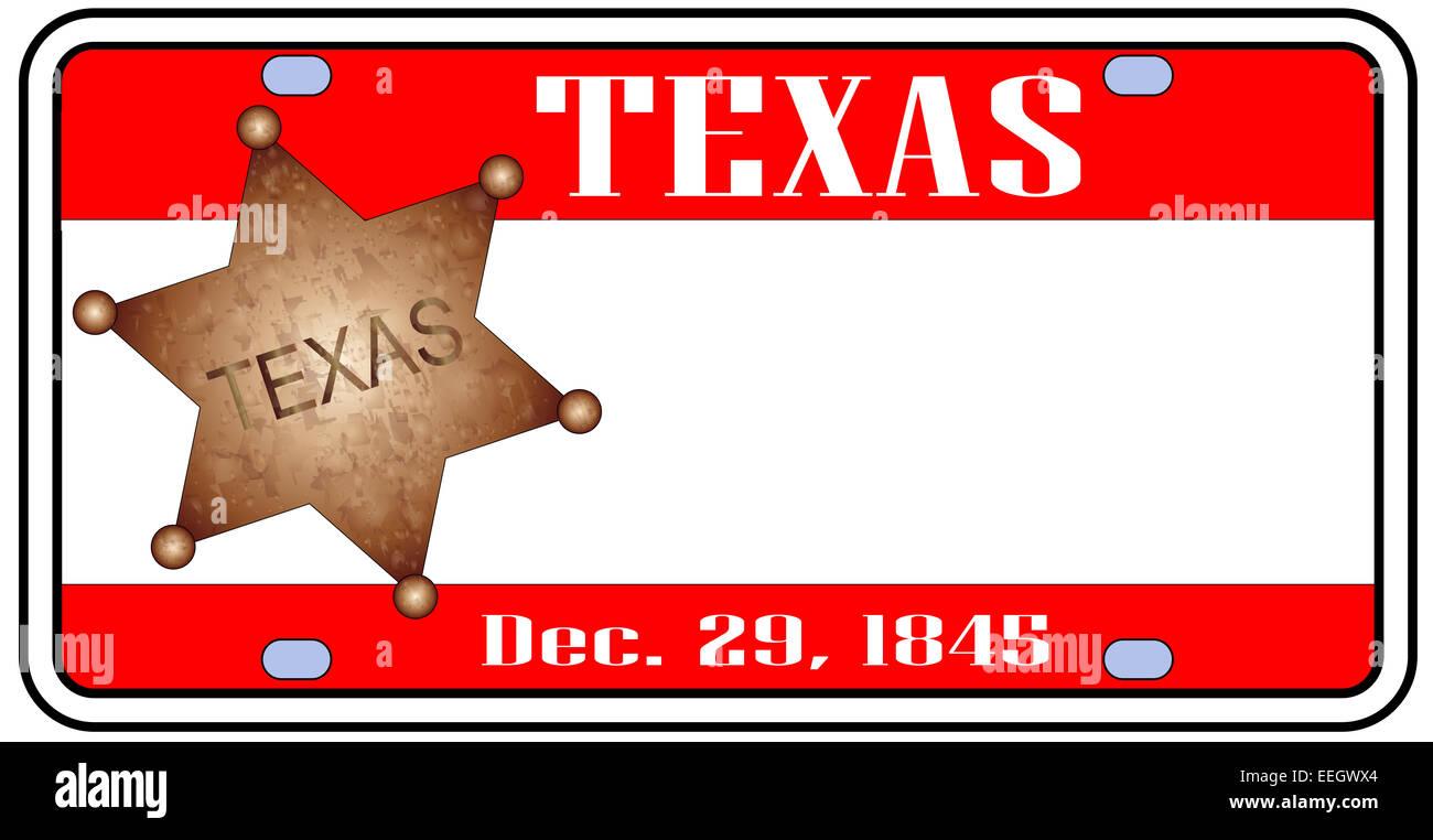 Texas License Plate Stockfotos & Texas License Plate Bilder - Seite ...