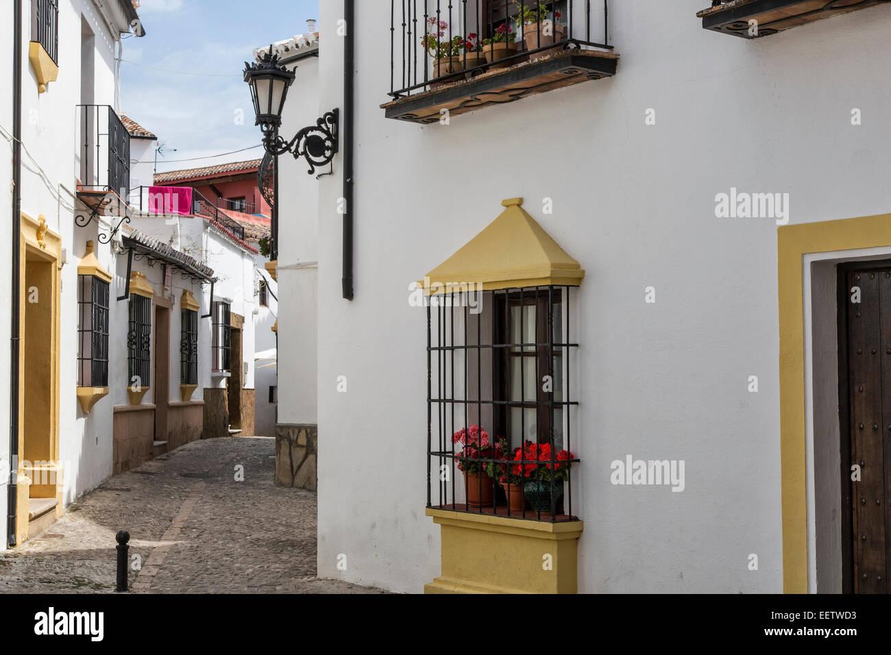 Andalusien Haus Stockfoto Bild 77993471 Alamy