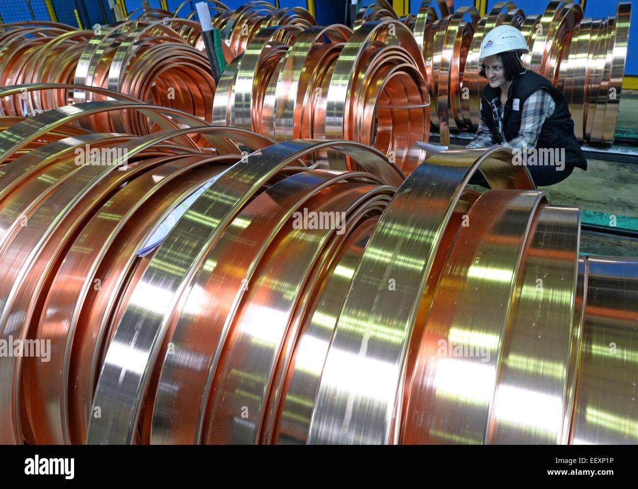 Wunderbar Kupferdraht Hersteller In Den Usa Fotos - Elektrische ...