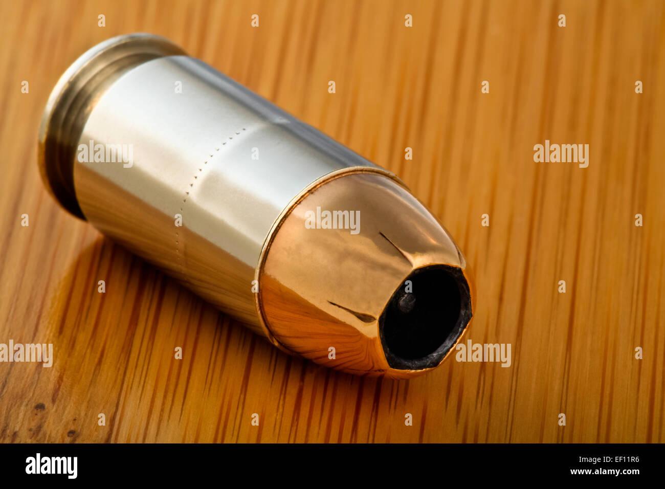 Hollow Point Bullet Stockfotos und  bilder Kaufen   Alamy