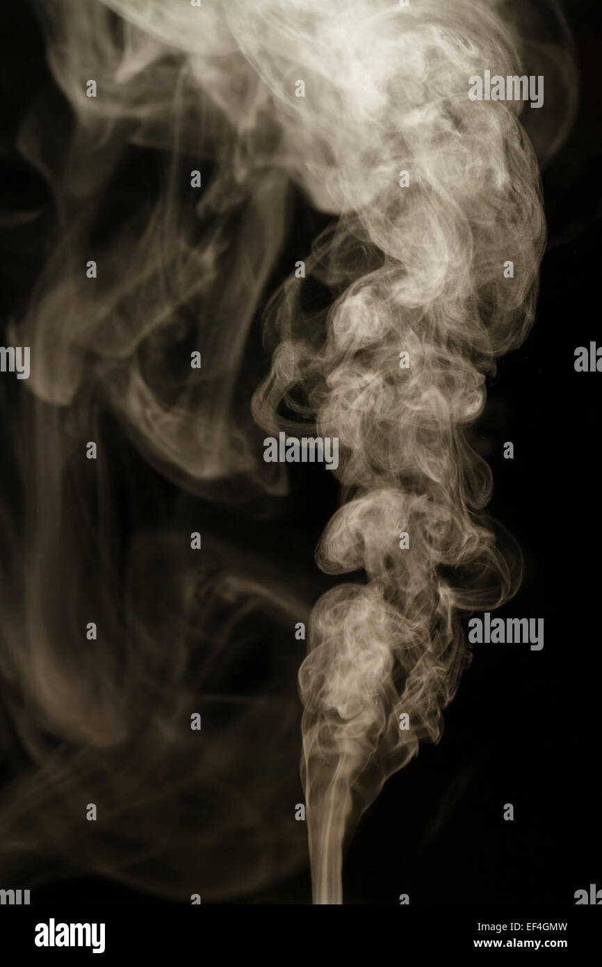 Rauch Stockbild