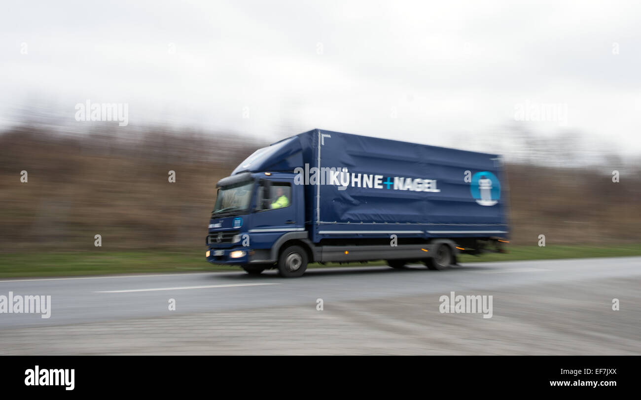 Kuehne Nagel Stockfotos & Kuehne Nagel Bilder - Alamy