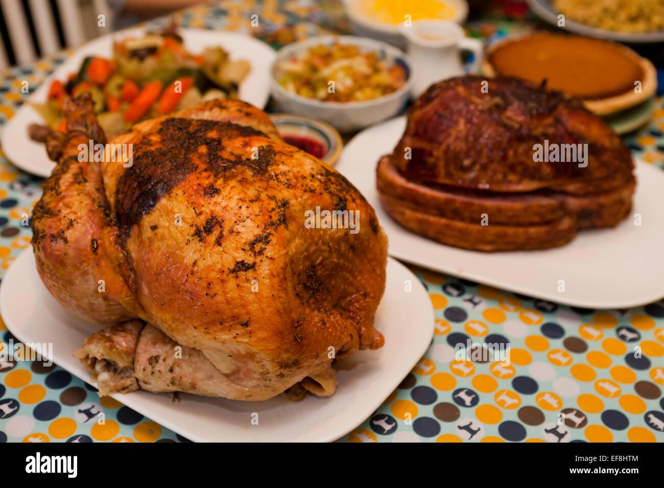 Thanksgiving Stockfotos & Thanksgiving Bilder - Alamy