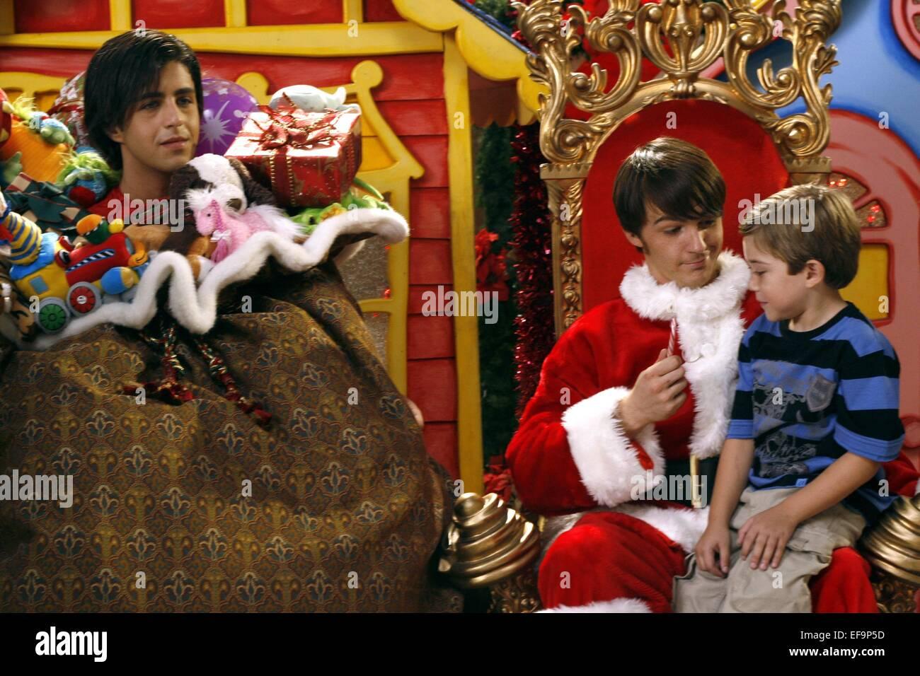 Frohe Weihnachten Drake Josh.Josh Peck Drake Bell Frohe Weihnachten Drake Josh 2008