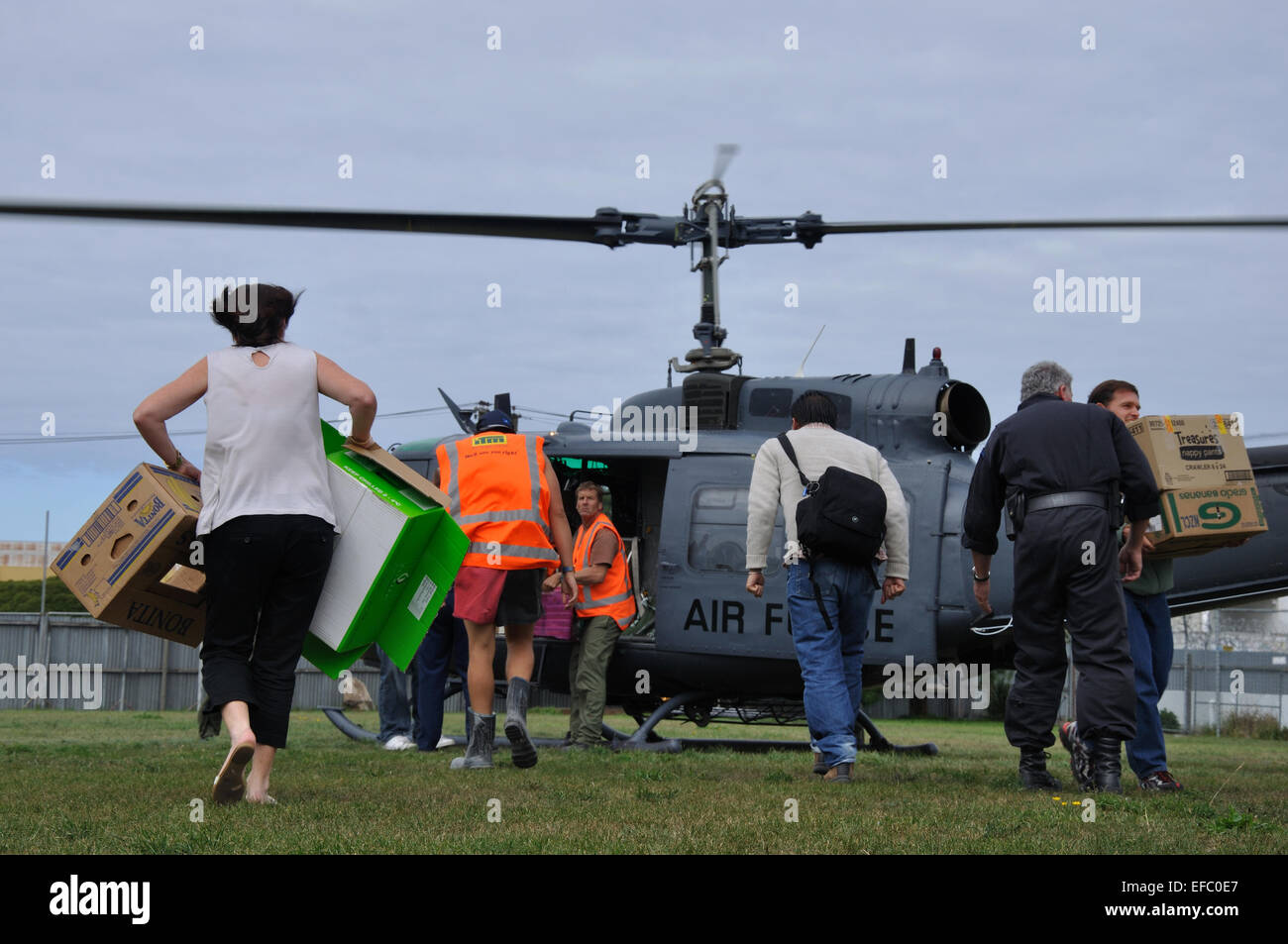 Disaster Relief Stockfotos & Disaster Relief Bilder - Alamy
