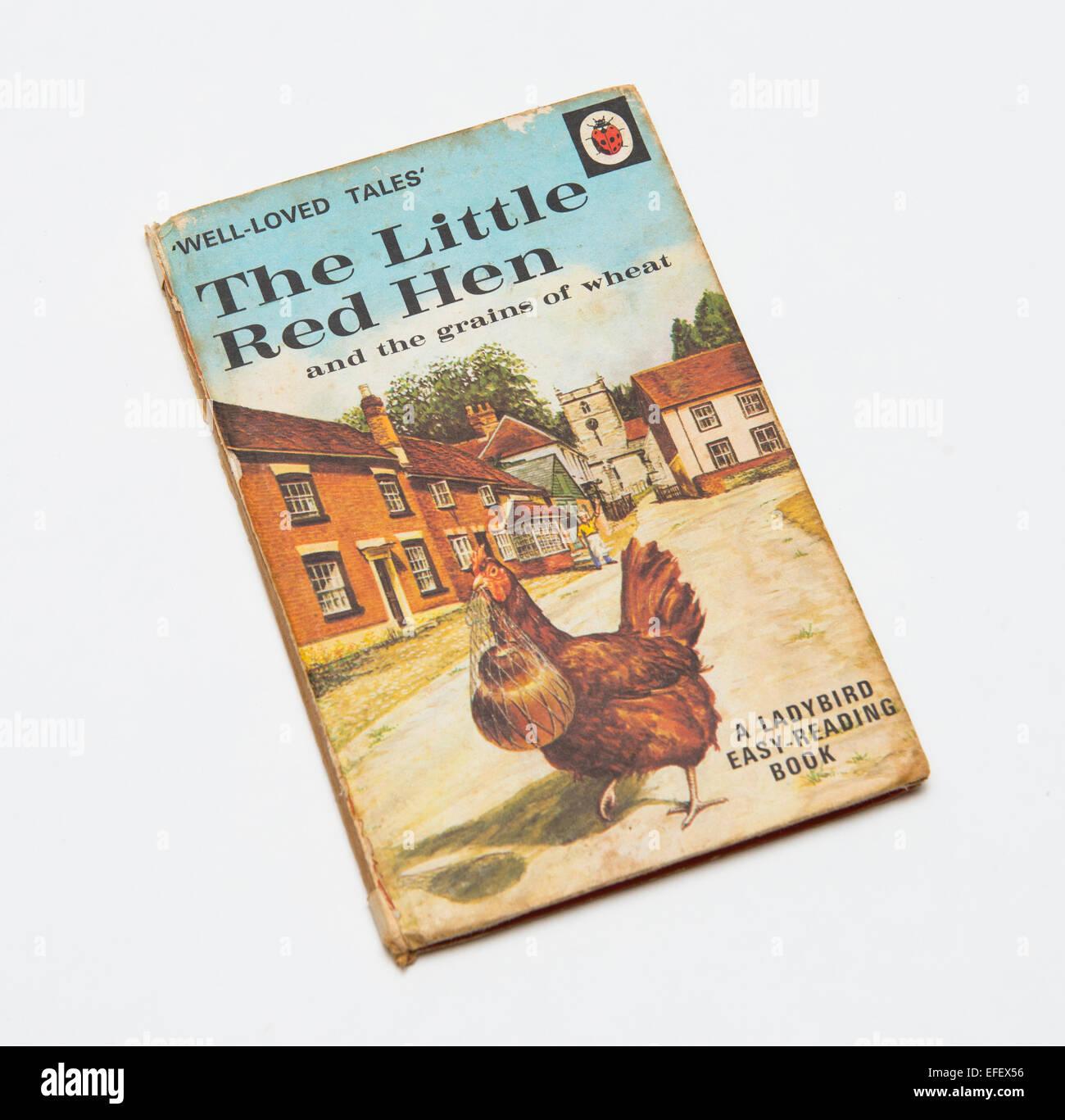 Nett Kleine Rote Henne Färbung Seite Fotos - Malvorlagen Von Tieren ...