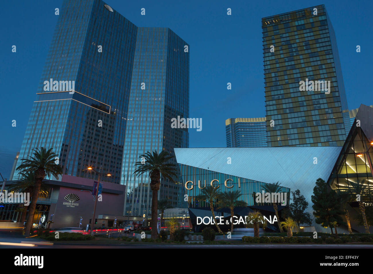 Cosmopolitan Hotel Casino Kristalle Aria City Center Strip Las Vegas