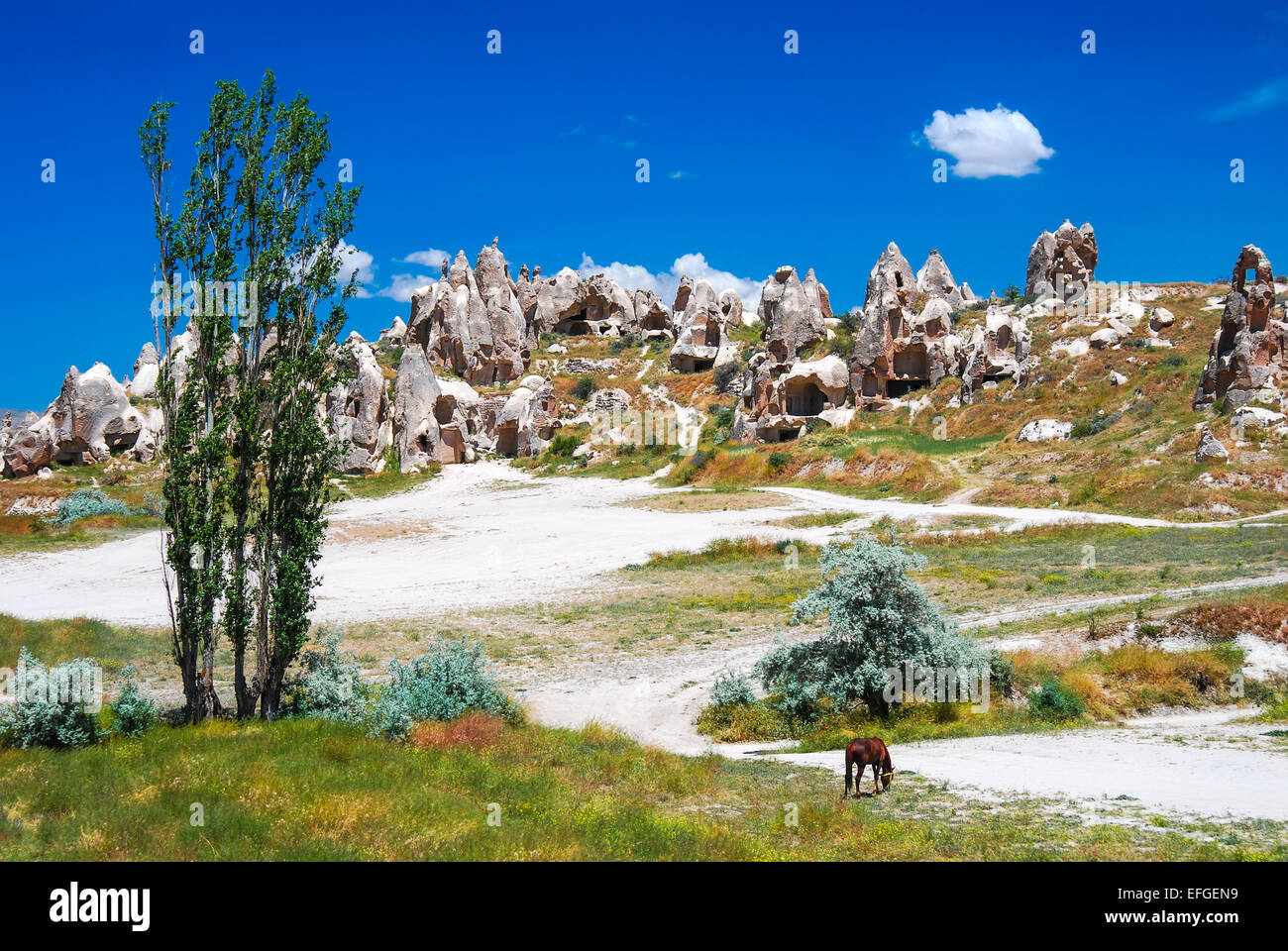 cappadocia stockfotos cappadocia bilder alamy. Black Bedroom Furniture Sets. Home Design Ideas