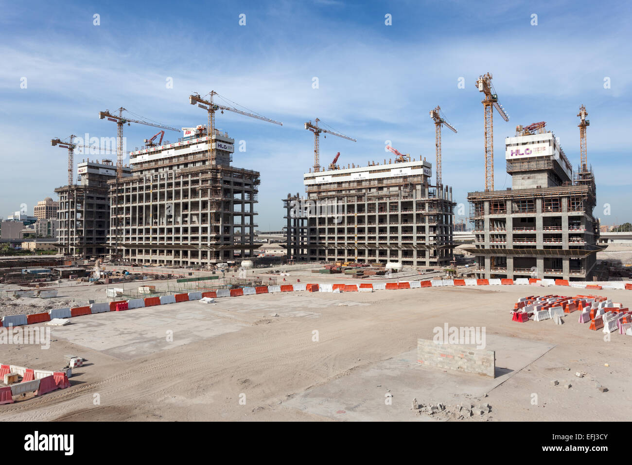 Dubai Landmark The Frame Stockfotos & Dubai Landmark The Frame ...