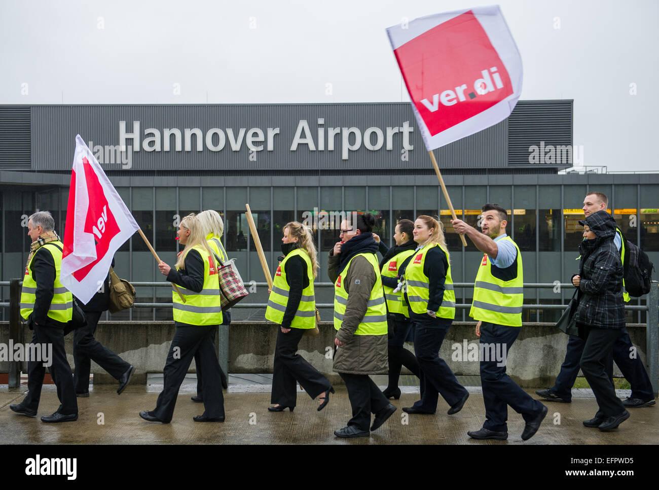 streik flughafen hamburg heute