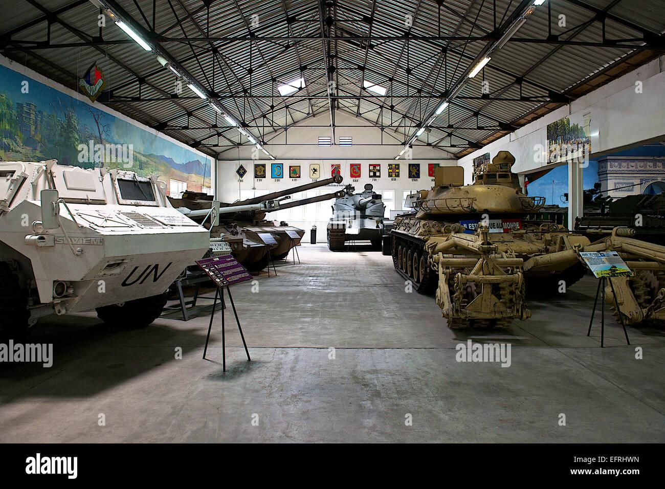 saumur tank museum france stockfotos saumur tank museum france bilder alamy. Black Bedroom Furniture Sets. Home Design Ideas