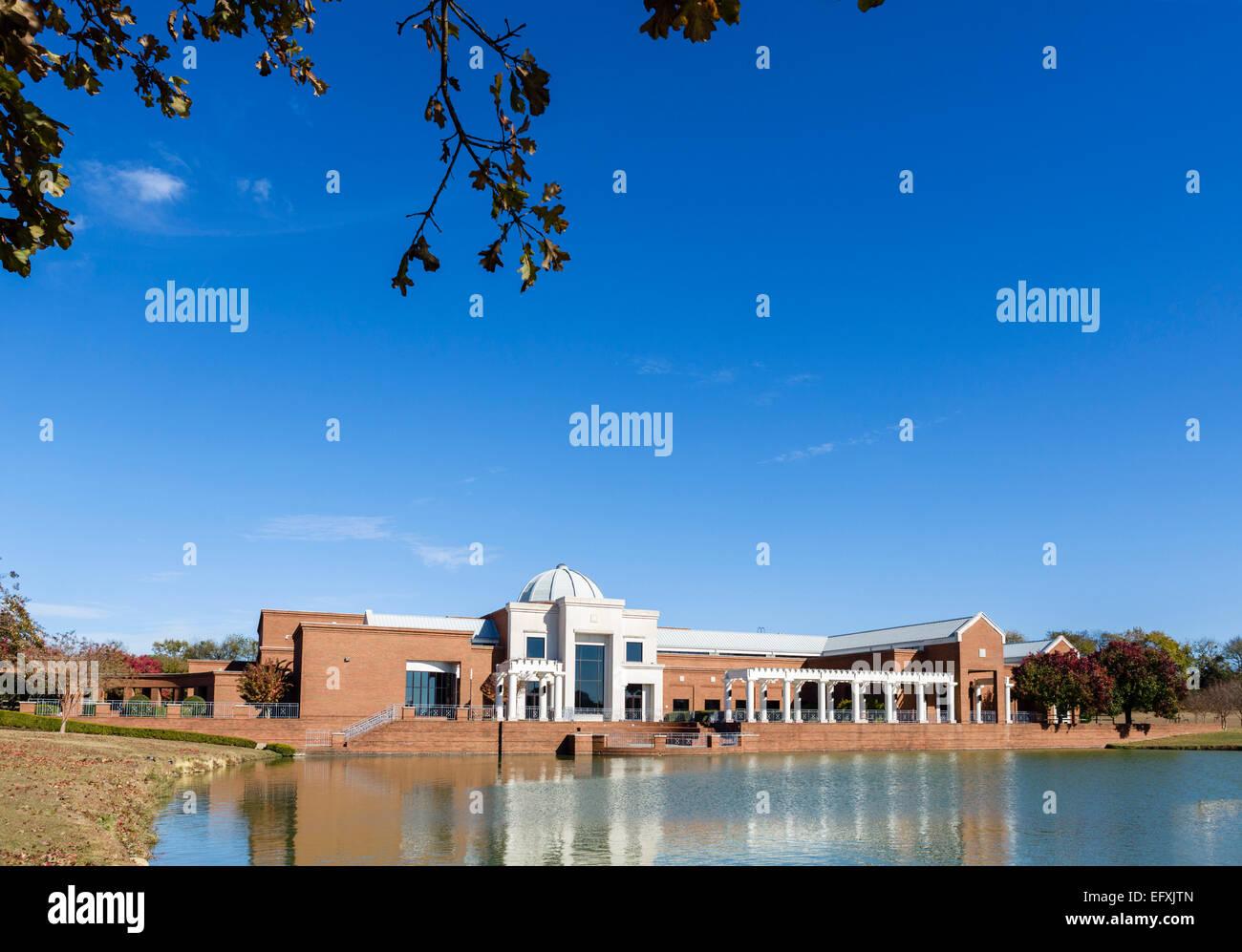 Montgomery Museum der bildenden Künste, Blount Kulturpark, Montgomery, Alabama, USA Stockbild