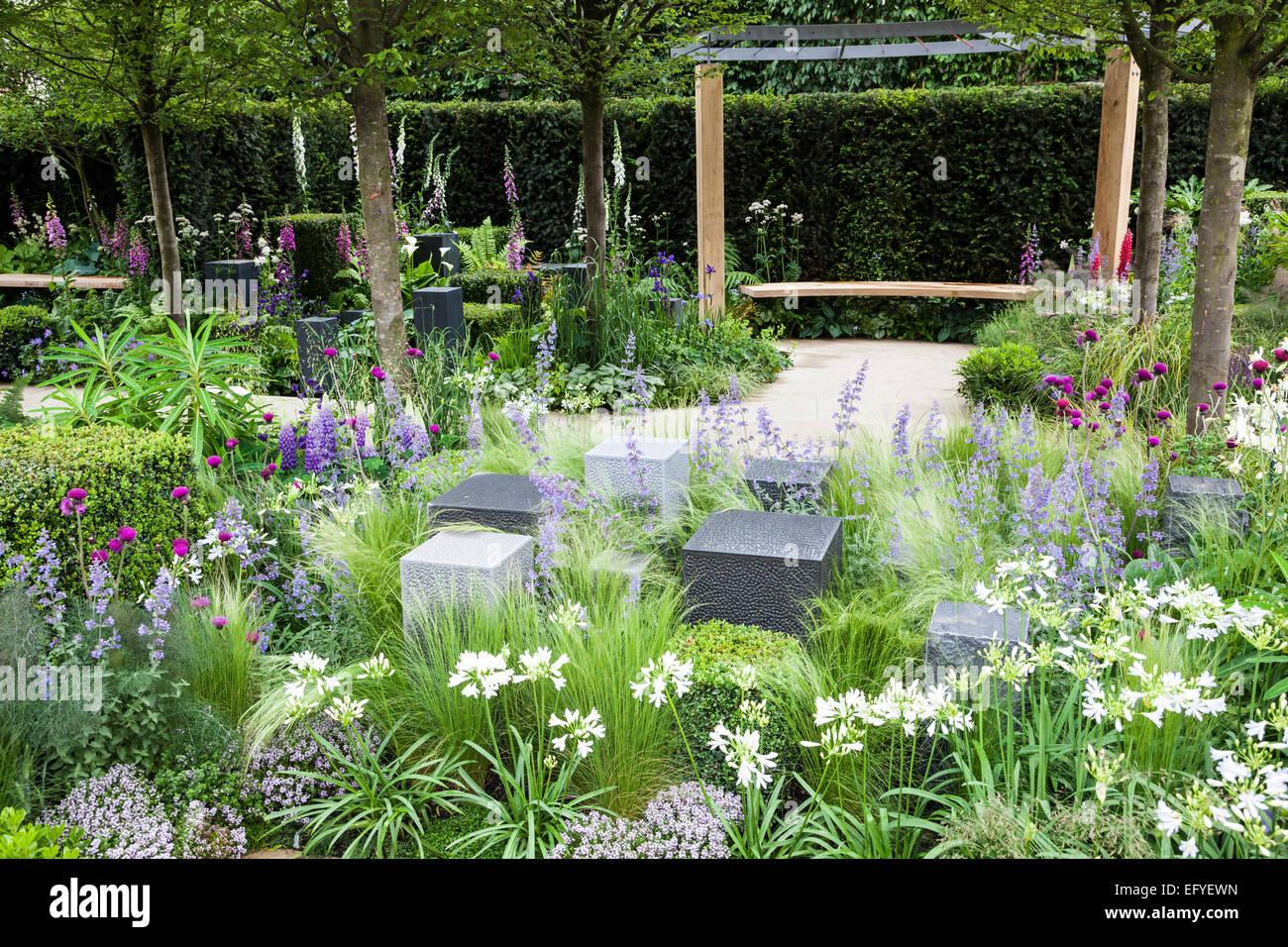 mixed planting stockfotos mixed planting bilder alamy. Black Bedroom Furniture Sets. Home Design Ideas