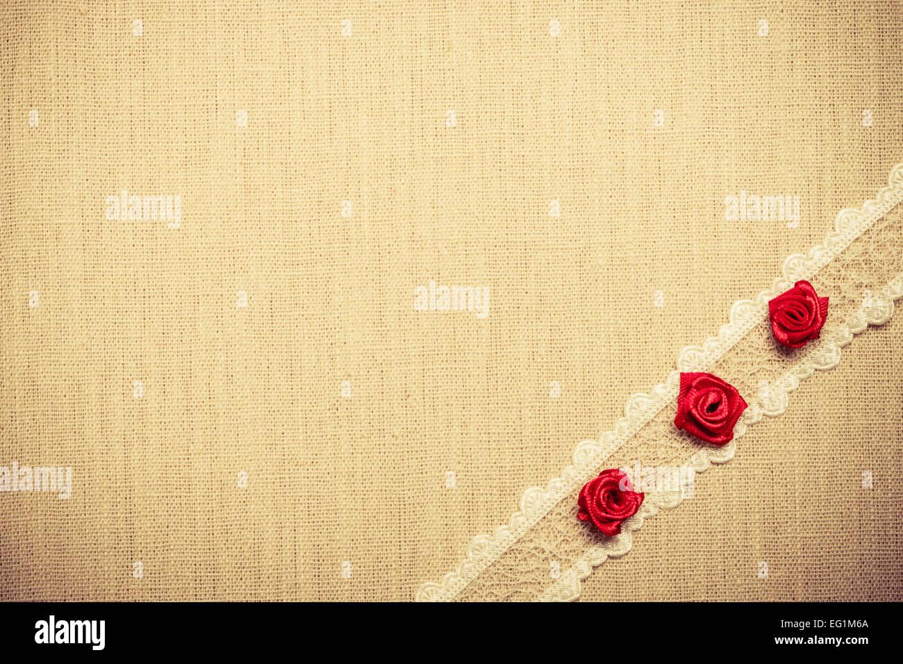Valentinstag Hochzeit Einladung Oder Grusskarte Dekorativer Roter