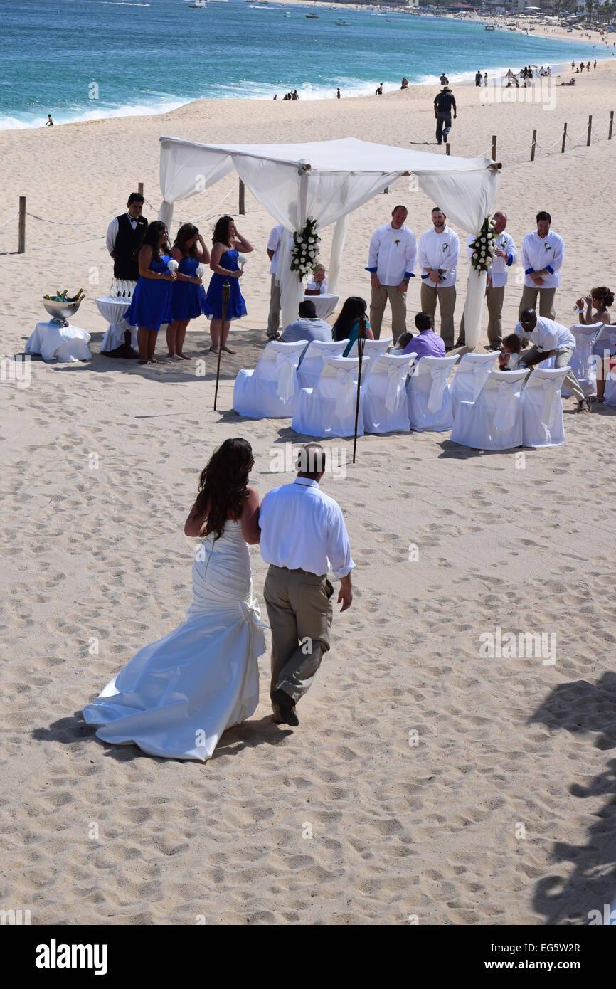 Strandhochzeit Stockfotos Strandhochzeit Bilder Alamy