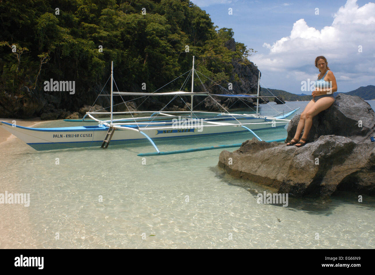 el nido women Lagun in el nido, palawan tells the story of the world's most beautiful island through design elements it is a story of nesting, of finding identity and building a home away from home.