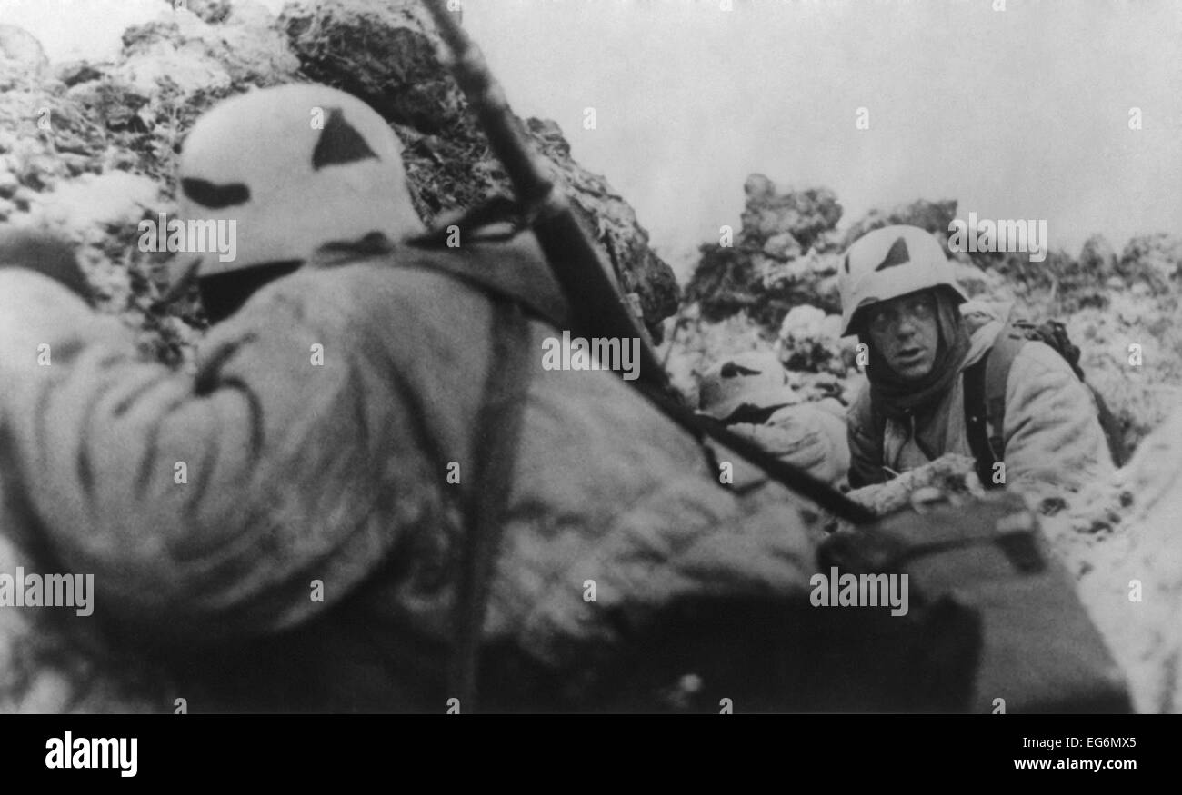german soldiers eastern front 1943 stockfotos german soldiers eastern front 1943 bilder alamy. Black Bedroom Furniture Sets. Home Design Ideas