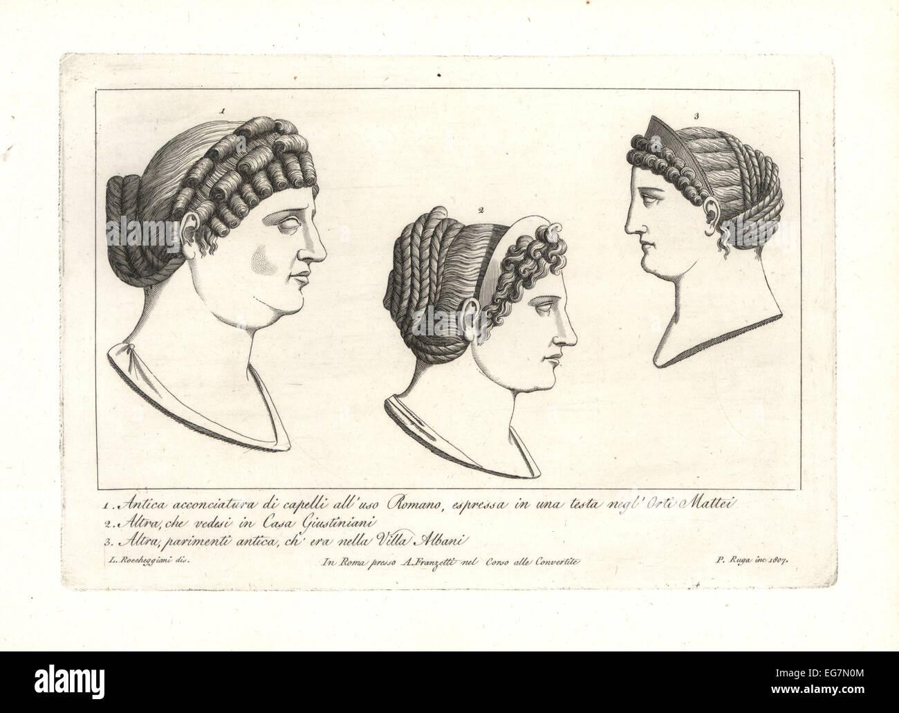 Antike Römische Frauen Stockfotos und -bilder Kaufen - Alamy