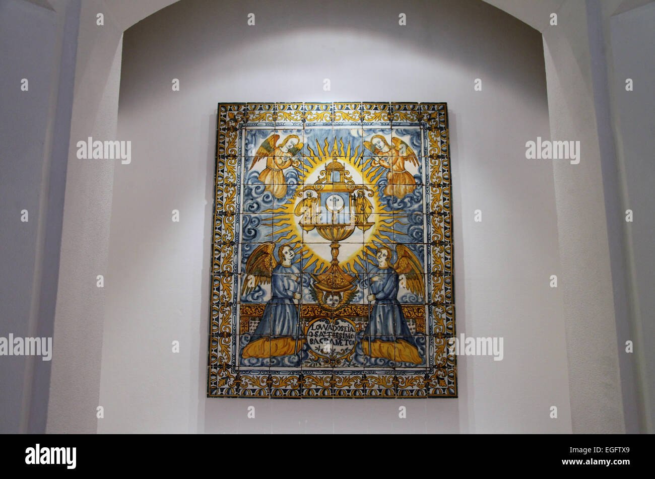 Hand painted azulejos stockfotos hand painted azulejos for Azulejos europa 9 telefono