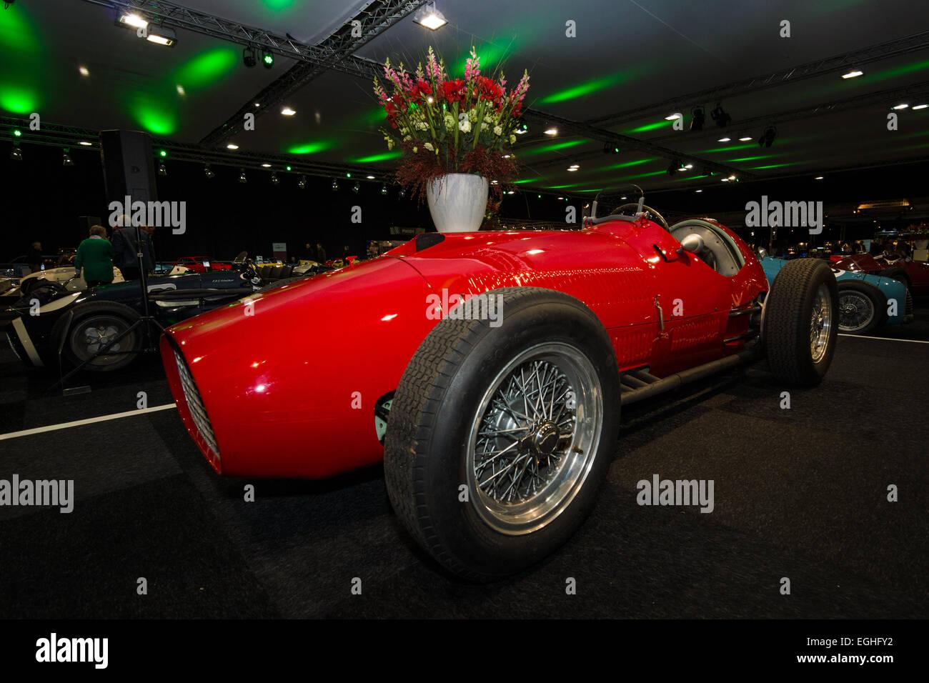 Formel 1 Rennwagen Ferrari 340 F1 1950 Stockfoto Bild 79061670