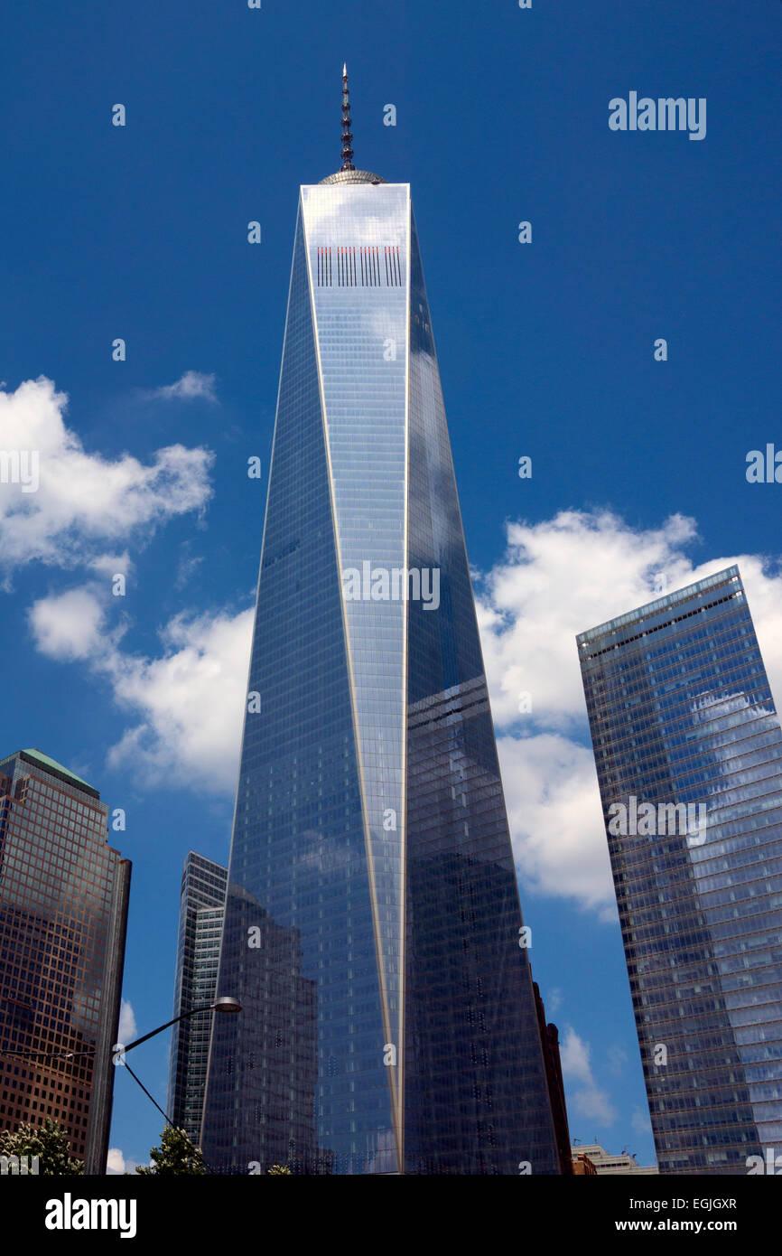 Freedom Tower One World Trade Center New York Ny Wolkenkratzer