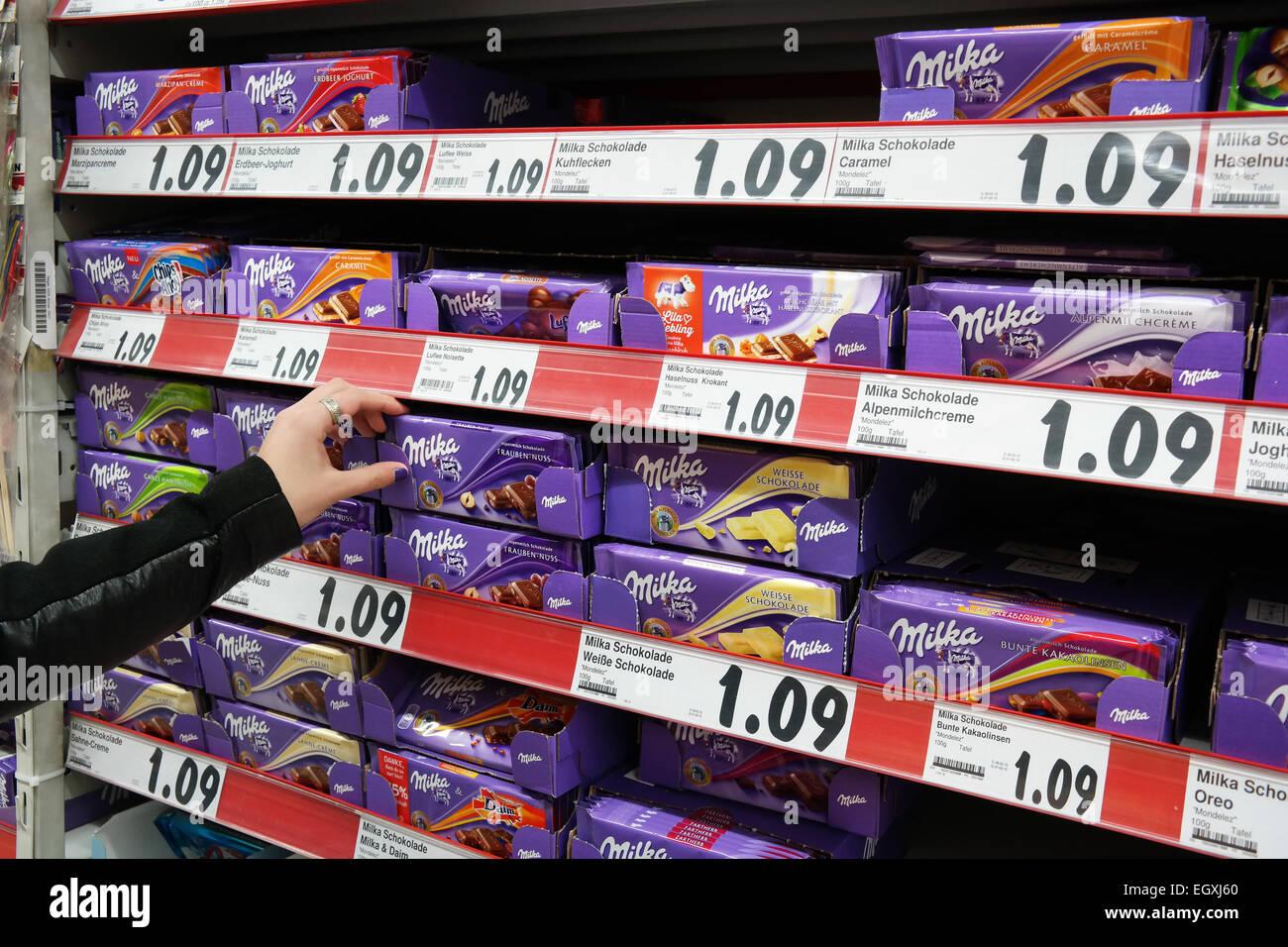 Chocolate Brands In Tesco