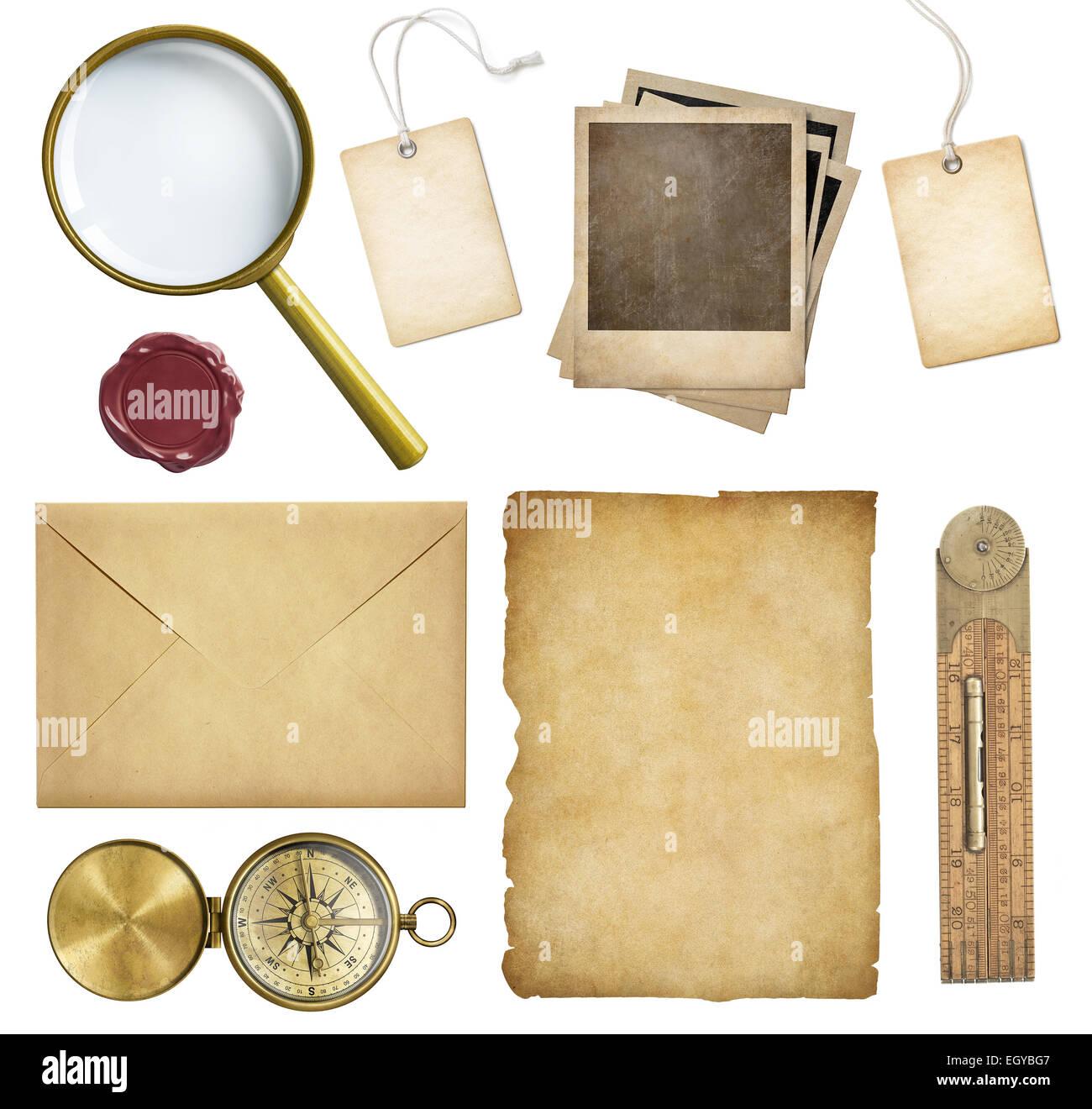 Compass Card Stockfotos & Compass Card Bilder - Alamy