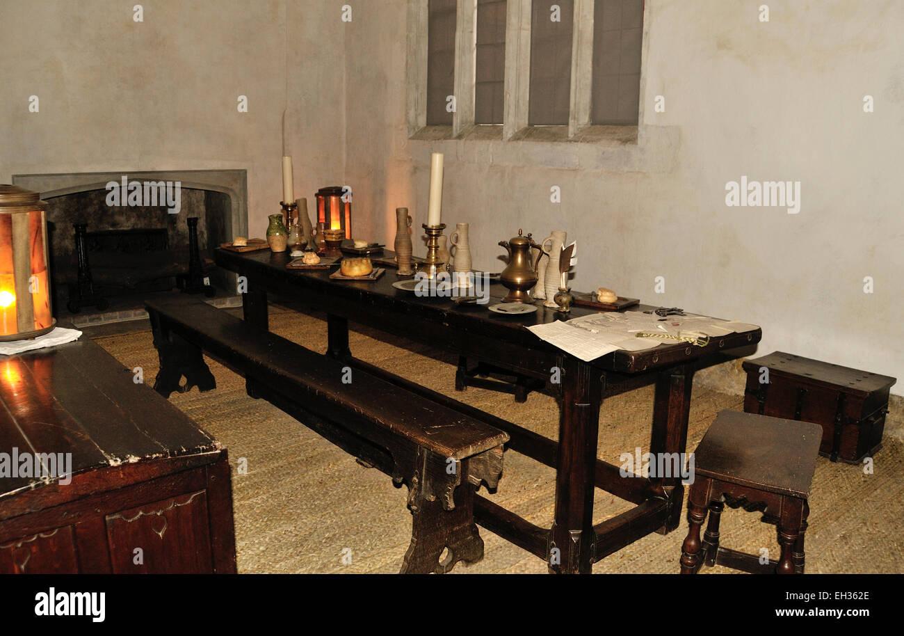 Hampton Court Kitchen Stockfotos & Hampton Court Kitchen Bilder - Alamy