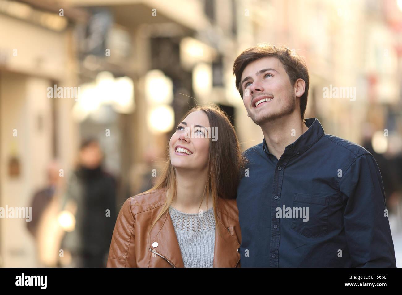 Dating Seiten in der Stadt