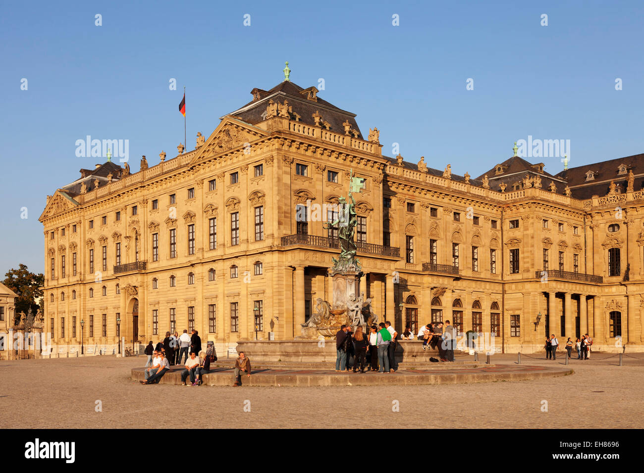 franconia fountain stockfotos franconia fountain bilder alamy. Black Bedroom Furniture Sets. Home Design Ideas