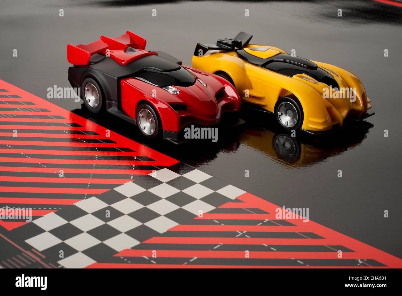 anki drive spielzeug auto spiel von ipad oder iphone betrieben