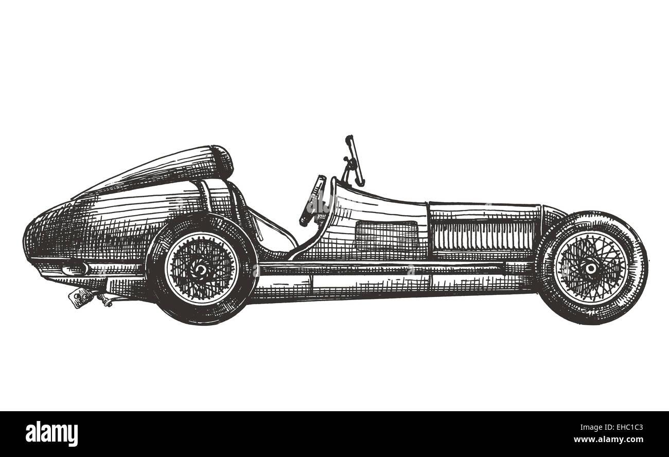 Racing Auto-Vektor-Logo-Design-Vorlage. Transport oder Fahrzeug ...